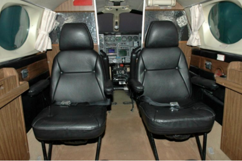 Aircraft for Sale in France: 1971 Cessna 414A - 3