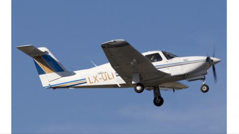 Piper PA-28RT-201T Arrow IV