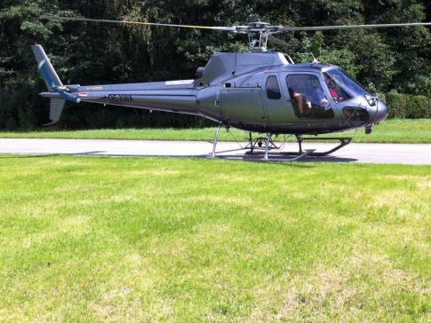 1983 Eurocopter AS 350B2 Ecureuil