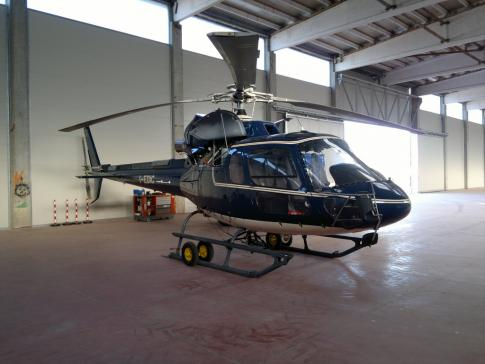 2008 Eurocopter AS 350B3 Ecureuil for Sale in Torino, TO, Italy