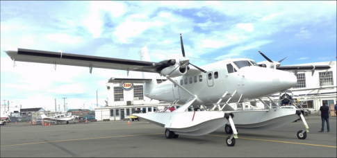 2013 de Havilland DHC-6-400 Twin Otter
