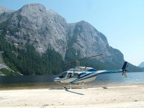 Aircraft for Sale in Terrace, British Columbia, Canada: 1978 Bell 206B3 JetRanger III