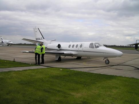1976 Cessna 501 Citation I/SP
