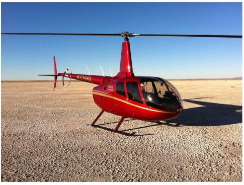 Aircraft for Sale in USA: 2011 Robinson R-66 - 1