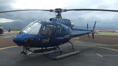 1997 Eurocopter AS 350B2 Ecureuil