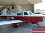 Aircraft for Sale in Florida: 1976 Mooney M20F - 1