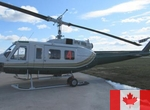 1968 Bell 205A-I Iroquois (Huey) for Sale