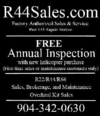 Aircraft for Dry Lease in Florida, United States: 2007 Robinson R-44