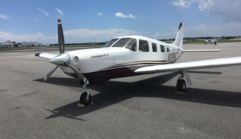 Off Market Aircraft in Florida: 2008 Piper PA-32R-301TSaratoga II-TC - 1