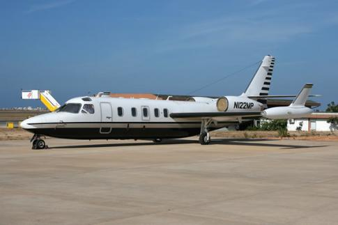 Off Market Aircraft in USA: 1983 IaI Westwind II - 2