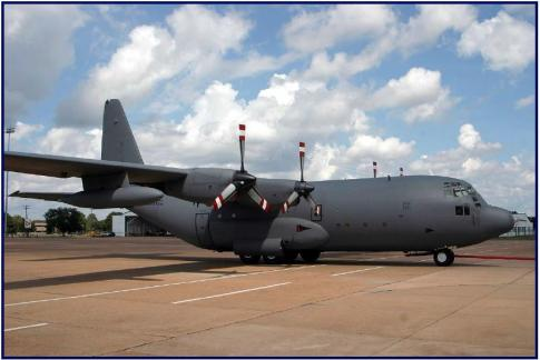 Off Market Aircraft in Louisiana: 1957 Lockheed C-130A - 2