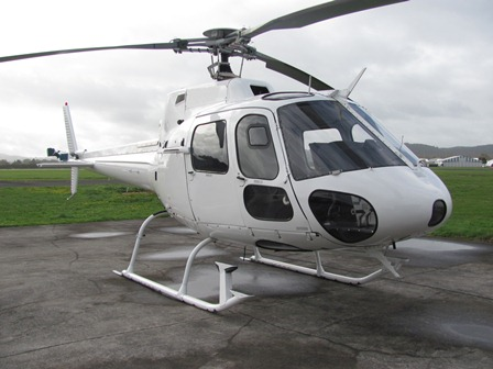 Off Market Aircraft in New Zealand: 1986 Eurocopter AS 350B2 - 1