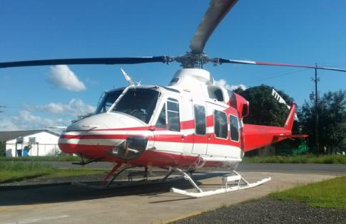 Off Market Aircraft in Colombia: 2006 Bell 412EP - 1