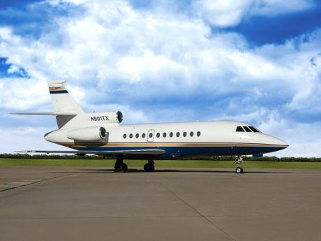 Off Market Aircraft in USA: 1998 Dassault 900B - 1
