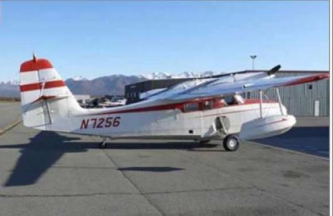 1944 Grumman G-44 in Alaska for Sale-Contact for price