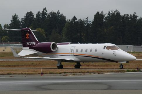 Off Market Aircraft in USA: 2000 Learjet 60 - 1