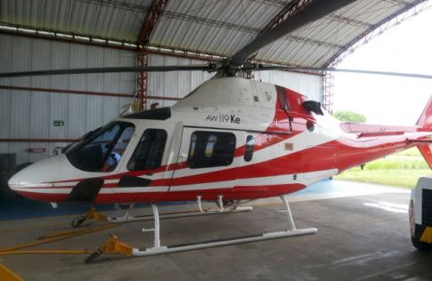 Off Market Aircraft in Colombia: 2009 Agusta Koala - 2