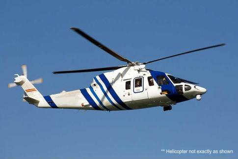 Off Market Aircraft in Thailand: 2005 Sikorsky S-76C+ - 1