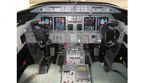 Off Market Aircraft in Mexico: 2003 Learjet 45 - 2