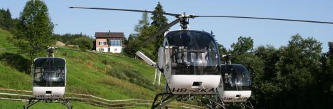 Off Market Aircraft in Switzerland: 2008 Schweizer 300C - 1