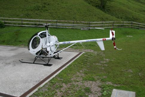 Off Market Aircraft in Switzerland: 2008 Schweizer 300C - 2