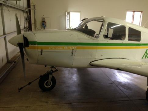 Off Market Aircraft in Illinois: 1977 Piper Cherokee Cruiser - 1