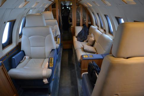 Off Market Aircraft in UK: 1985 Hawker Siddeley 125-800B - 3