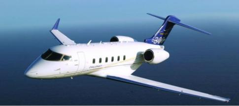Off Market Aircraft in Canada: 2010 Bombardier Challenger 300 - 1