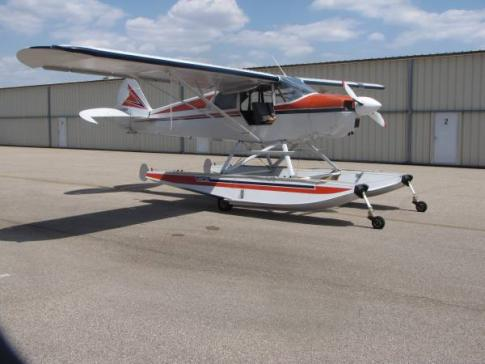 Off Market Aircraft in Tennessee: 1948 Piper PA-14 - 3