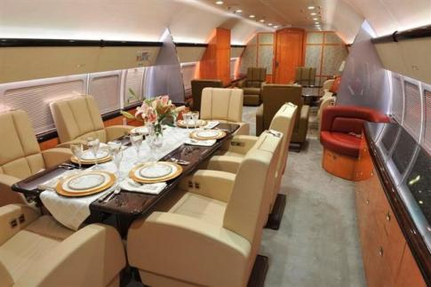 Off Market Aircraft in USA: 2009 Boeing BBJ - 3