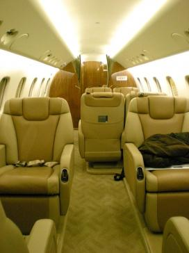 Off Market Aircraft in USA: 2008 Embraer Legacy 600 - 2