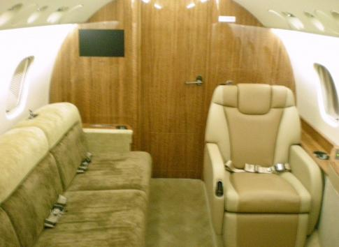 Off Market Aircraft in USA: 2008 Embraer Legacy 600 - 3