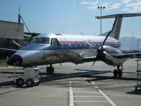 Off Market Aircraft in California: 1996 Embraer EMB-120ER - 1
