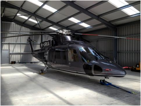 Off Market Aircraft in UK: 1987 Sikorsky S-76B - 1