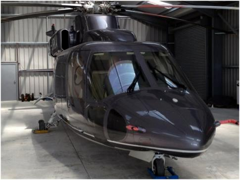 Off Market Aircraft in UK: 1987 Sikorsky S-76B - 2