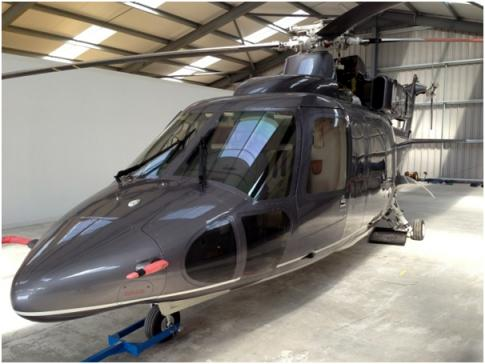 Off Market Aircraft in UK: 1987 Sikorsky S-76B - 3