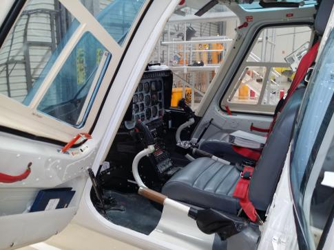 Off Market Aircraft in Queensland: 1980 Bell 206L1+ - 2