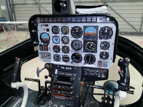 Off Market Aircraft in Queensland: 1980 Bell 206L1+ - 3