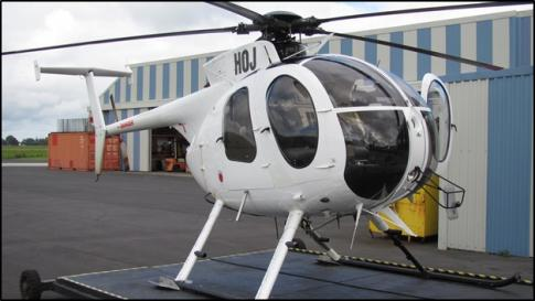 Off Market Aircraft in New Zealand: 2000 McDonnell Douglas MD-500D - 1
