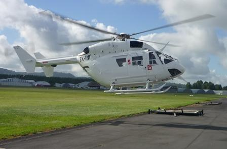 Off Market Aircraft in New Zealand: 1988 Eurocopter BK 117 - 1