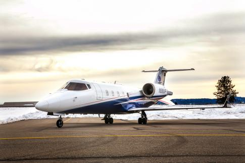 Aircraft for Dry Lease in Idaho: 2007 Learjet 60-XR - 1