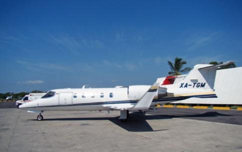 Off Market Aircraft in Singapore: 1992 Learjet 31A - 2