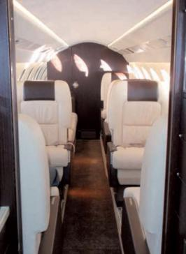 Off Market Aircraft in Switzerland: 2000 Dassault 50EX - 2