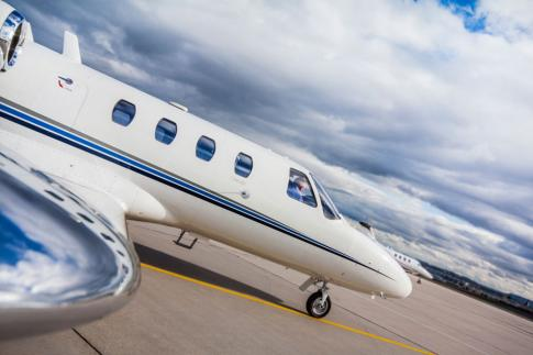 Off Market Aircraft in Germany: 1998 Cessna CitationJet - 1