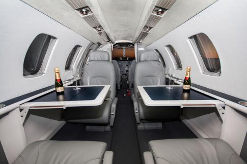 Off Market Aircraft in Germany: 1998 Cessna CitationJet - 2