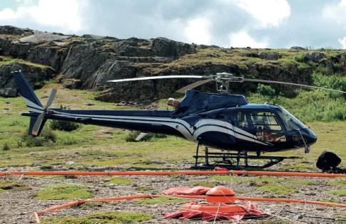Off Market Aircraft in Canada: 2010 Eurocopter AS 350B2 - 1