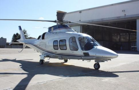 Off Market Aircraft in United Arab Emirates: 2009 Agusta AW109S - 1
