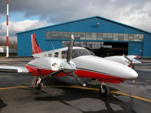 Off Market Aircraft in Lodz: 2007 Piper PA-34-220T - 1