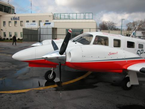 Off Market Aircraft in Lodz: 2007 Piper PA-34-220T - 2