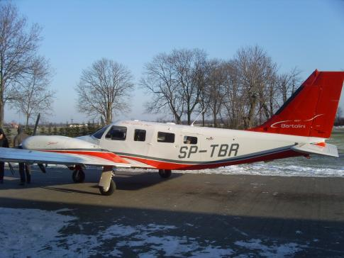 Off Market Aircraft in Lodz: 2007 Piper PA-34-220T - 3